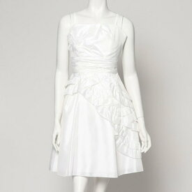 1a11d99943d47  アウトレット ジュネビビアン Genet Vivien 1.5次会 ウェディングドレス (ホワイト)