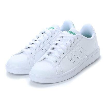 ASBee アディダス adidas CLOUDFOAM VALCLEAN (クラウドフォーム バルクリーン) (ホワイト)