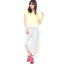 【アウトレット】フィラ FILA レディース フィットネス チュニックシャツ Tシャツ・キャミ・ルーズボトム3点セット 348573 0