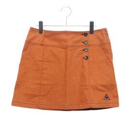 【アウトレット】ルコックゴルフ le coq GOLF レディース ゴルフ スカート スカート QGWMJE05