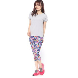 【アウトレット】フィラ FILA レディース フィットネス チュニックシャツ Tシャツ・キャミ・ルーズボトム3点セット 348572
