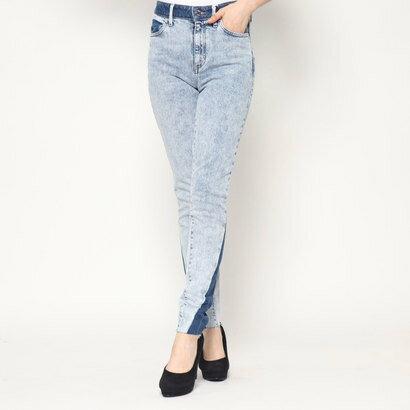 ゲス GUESS 1981 HIGH-RISE SKINNY DENIM PANT (VENICE BLEACH WASH)