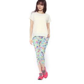 【アウトレット】フィラ FILA レディース フィットネス チュニックシャツ Tシャツ・キャミ・ルーズボトム3点セット 348572 0