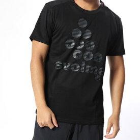 スボルメ SVOLME 陸上/ランニング 半袖Tシャツ ロゴランシャツ 183-94100