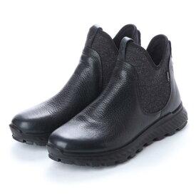 エコー ECCO Womens Exostrike GTX Boot (BLACK)