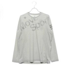 デサント DESCENTE メンズ 長袖Tシャツ TOUGH T-SHIRT ロングスリーブ DMMMJB60