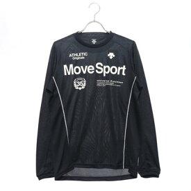 デサント DESCENTE メンズ 長袖機能Tシャツ ク ールトランスファー ロングスリーブシャツ DMMMJB55