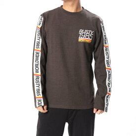 ラスティ RUSTY マリン ウェア メンズ L/S Tシャツ 928070