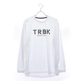 ティゴラ TIGORA バスケットボール 長袖Tシャツ TR-8KW3708TL TR-8KW3708TL