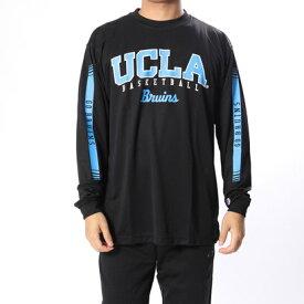 チャンピオン Champion バスケットボール 長袖Tシャツ UCLA PRACTICE LONG TEE C3-NB465