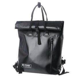 イズフィット is-fit Armado無縫製バック リュックタイプ ブラック (ブラック)
