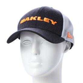 オークリー OAKLEY キャップ HEATHER NEW ERA HAT 911523-6AC