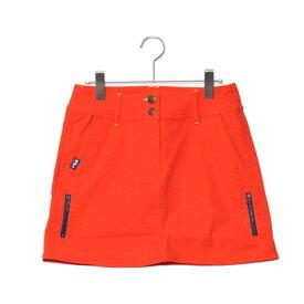 【アウトレット】フィラ FILA レディース ゴルフ スカート スカート 798301 (オレンジ)