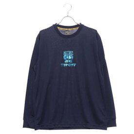 フープスター Hoopstar バスケットボール 長袖Tシャツ TIPOFF ロンT TLT008-N