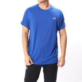 281b799a7595f ニューバランス new balance メンズ 陸上/ランニング 半袖Tシャツ AMT73061 AMT73061