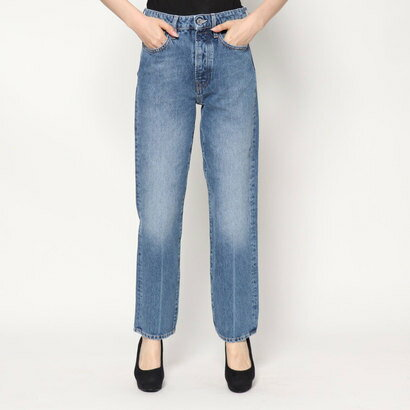 ゲス GUESS THE IT GIRL DENIM PANT (BANYAN)