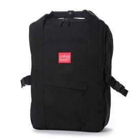マンハッタンポーテージ Manhattan Portage Abingdon Square Backpack (Black)