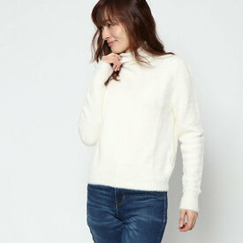 【アウトレット】ゲス GUESS KRISTEEN TURTLE-NECK SWEATER (REGENCY BEIGE)