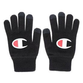 【アウトレット】チャンピオン Champion メンズ 手袋 メンズCロゴニットグローブ 682-1047