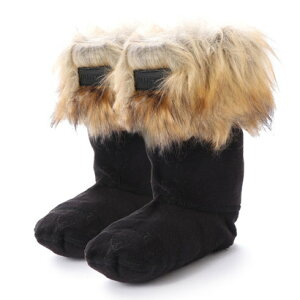【アウトレット】ハンター HUNTER KIDS ORG BS FAUX FUR CUFF (TAW)