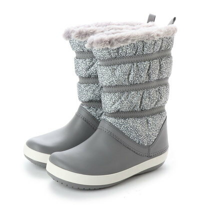 クロックス crocs レディース ロングブーツ Crocband Winter Boot W 205314 4412