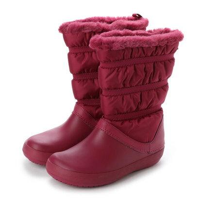 クロックス crocs レディース ロングブーツ Crocband Winter Boot W 205314 4413