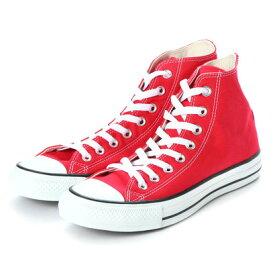 コンバース CONVERSE CANVAS ALL STAR HI RED (RED)