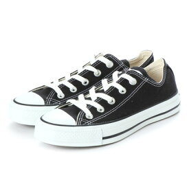 コンバース CONVERSE CANVAS ALL STAR OX BLK (BLACK)