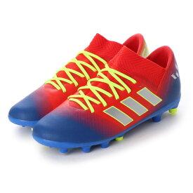 【アウトレット】アディダス adidas ジュニア サッカー スパイクシューズ ネメシスメッシ18.3-ジャパンHG/AGJ G25767