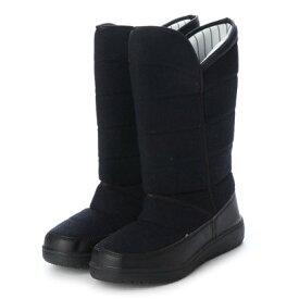 エニーウォーク Anywalk 防寒ブーツ 保温効果の高い素材使用・aw_18689 (BLACK)