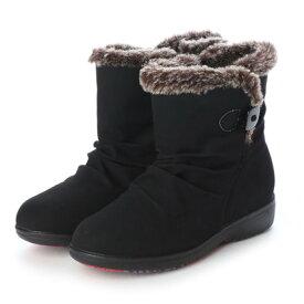 ムーンスターイブ MOONSTAR EVE 【防水・すべりにくい靴】EVE あったか防水・防寒ブーツ WPL053 (クロスエード)
