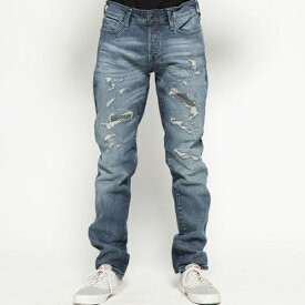 【アウトレット】ゲス GUESS SONNY ABRASIONS SLIM DENIM PANT (FORCE WASH)