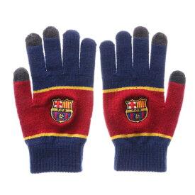 アルペンセレクト Alpen select サッカー/フットサル ライセンスグッズ FCバルセロナ スマホ対応手袋 BCN30907