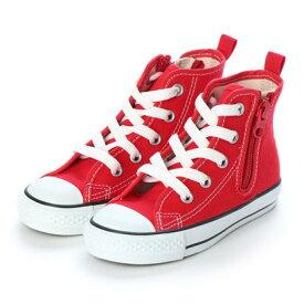 コンバース CONVERSE CHILD ALL STAR N Z OX チャイルド オールスター N Z H (RED)