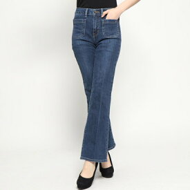 ゲス GUESS SLIM BOOT DENIM PANT (MEDIUM BLUE)