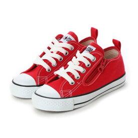 コンバース CONVERSE CHILD ALL STAR N Z OX チャイルド オールスター N Z O (RED)