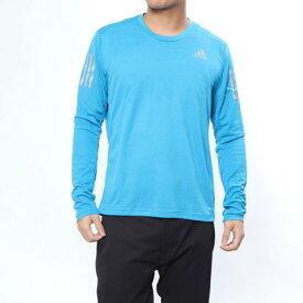 【アウトレット】アディダス adidas メンズ 陸上/ランニング 長袖Tシャツ RESPONSEロングスリーブTシャツ DQ2559