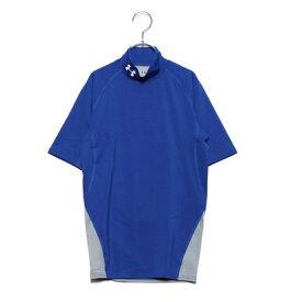 アンダーアーマー UNDER ARMOUR メンズ サッカー フットサル 半袖インナーシャツ UA HEATGEAR ARMOUR SS MOCK 1295659