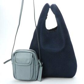 【アウトレット】アンチフォルムデザイン Anti-Forme Design 2SET BAG -2 (ライトブルー)