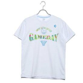 【アウトレット】コンバース CONVERSE レディース バスケットボール 半袖Tシャツ 9S ウィメンズプリントTシャツ CB391301