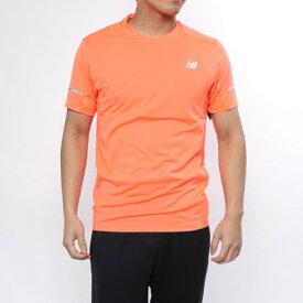 【アウトレット】ニューバランス new balance メンズ 陸上/ランニング 半袖Tシャツ MT73916 MT73916