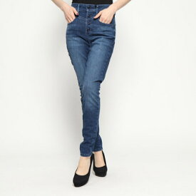ゲス GUESS 1981 CHEVRON HIGH-RISE SKINNY DENIM PANT (LOMITA WASH)