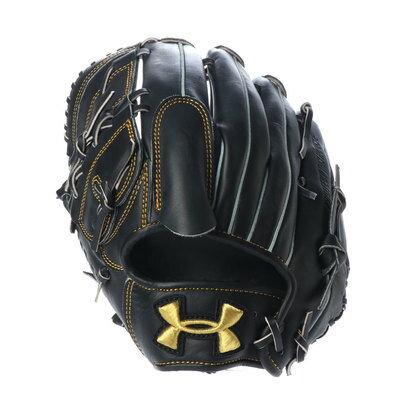 アンダーアーマー UNDER ARMOUR 軟式野球 ピッチャー用グラブ UA BL RB Pitcher Glove (L) 1341862