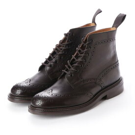 トリッカーズ Tricker's 2508-COUNTRY BOOTS(ESPRESSO)