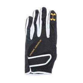 アンダーアーマー UNDER ARMOUR メンズ 野球 守備用手袋 Baseball Under Glove L 1345828 (ブラック)