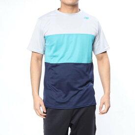 ニューバランス new balance メンズ テニス 半袖Tシャツ JMTT9135