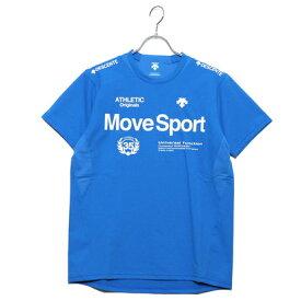 デサント DESCENTE メンズ 半袖機能Tシャツ サンスクリーン ハイブリッドTシャツ DMMNJA56