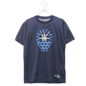 【アウトレット】アシックス asics レディース バスケットボール 半袖Tシャツ W'SクールグラフイツクSSトツプ 2062A013