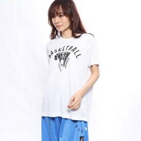 サンリオ Sanrio レディース バスケットボール 半袖Tシャツ 8KW2019TS SN-8KW2019TS