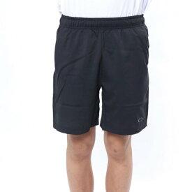 【アウトレット】オークリー OAKLEY メンズ テニス ハーフパンツ Enhance Slant Cloth Shorts 7inch 9.0 442569